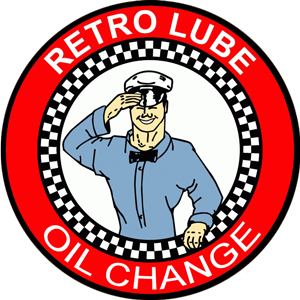 Retro Lube Oil Change | Asheville Oil Change